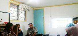 Kegiatan Sosialisi SISPENA di LKP. Berkat Karya
